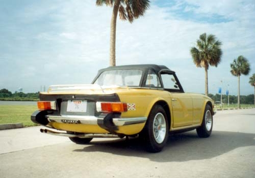 1976 TR-6