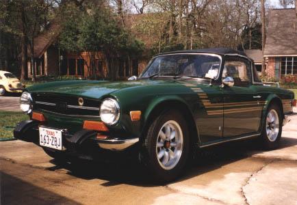 1974 TR-6