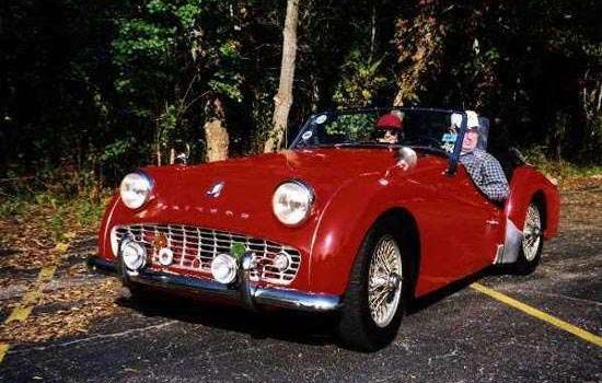 1959 TR-3A