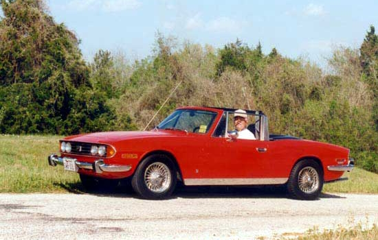 1972 Stag