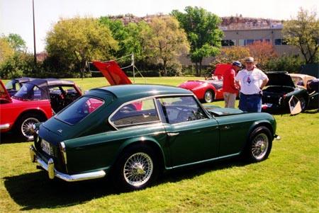 1964 GTR-4 Dove