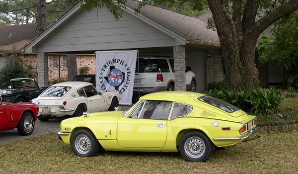 1971 GT-6 Mk III