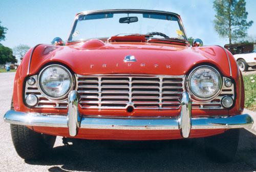 1963 TR-4