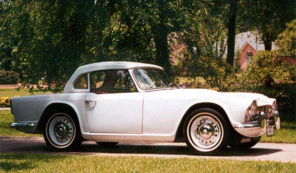1965 TR-4