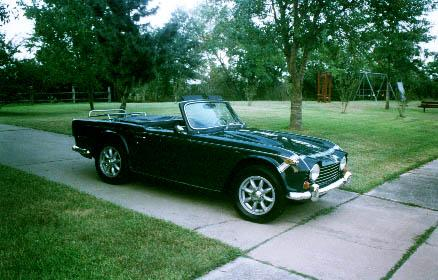 1968 TR-250
