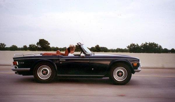 1971 TR-6