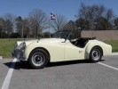 Jerry and Prudence 1959 TR3A